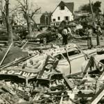 Chevy dealership: Pryor Tornado: April 27, 1942