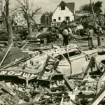 Chevy dealership: Pryor Tornado: April 27, 1942