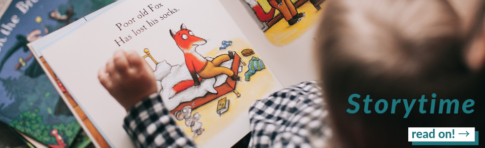 Read On! Storytime