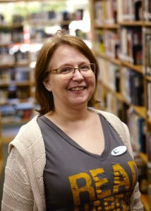 Jacinda Ramsey, Librarian