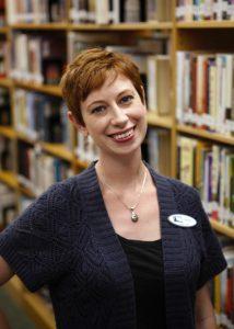 Marie Reist, Librarian